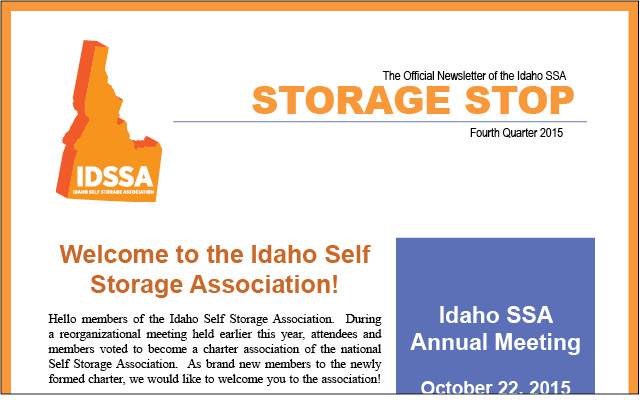 IDSSA Newsletter